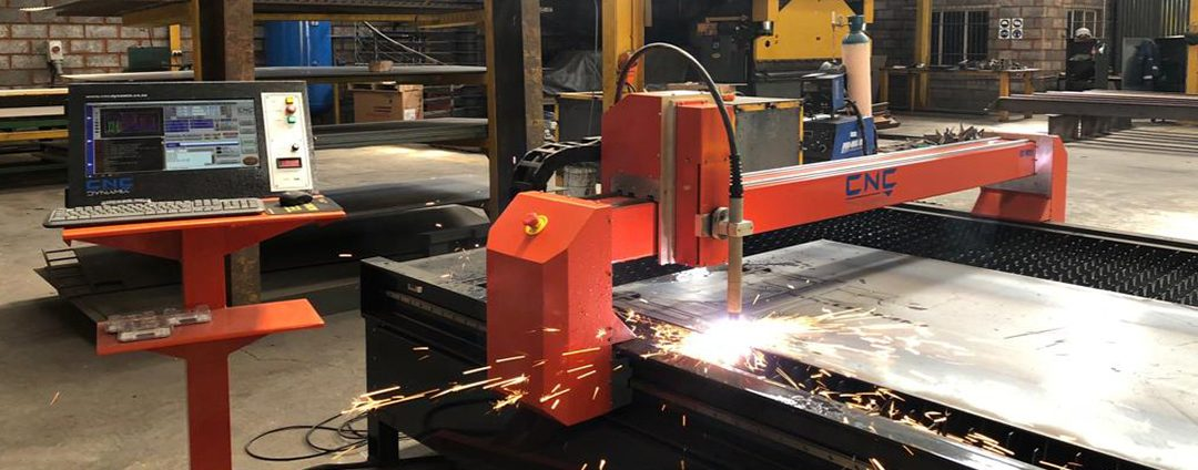 Introducing Our Newest CNC Plasma Cutting Machine