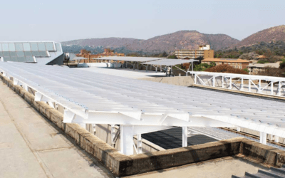 DDT – North Park Mall Roofs