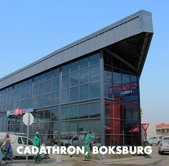 Fabstruct Structural Steel at Cadathron, Boksburg