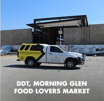 Fabstruct Structural Steel at DDT, Morning Glen food Lovers market 2nd View